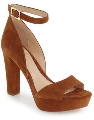 Women's Vince Camuto 'Sakari' Platform Sandal $138.95 thestylecure.com