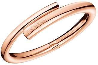 Calvin Klein Stainless Steel Bangle - KJ5GPD10010M