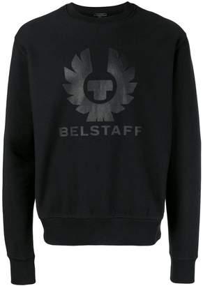 Belstaff logo print sweatshirt