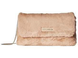 Love Moschino Faux Fur Evening Bag