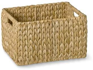 Williams-Sonoma Nantucket Woven Seagrass Shelf Basket