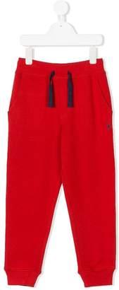 Ralph Lauren logo embroidered track pants
