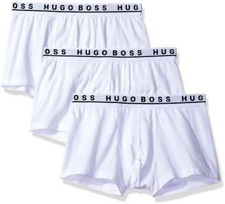 HUGO BOSS Men's Trunk 3p Co/El 10146061 01