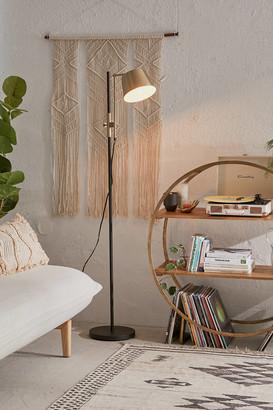 Urban Outfitters Irwin Industrial Floor Lamp