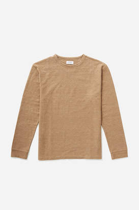 Saturdays NYC Graham Jacquard Long Sleeve T-Shirt