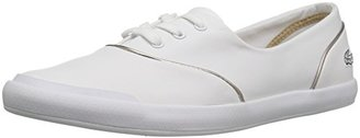 Lacoste Women's Lancelle 3 Eye 316 1 Spw Fashion Sneaker $70.97 thestylecure.com