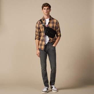 Sandro Washed grey jeans - Narrow cut