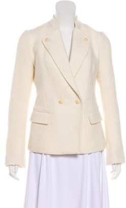 Vince Wool-Blend Long Sleeve Jacket