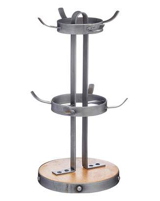 Fashion World Industrial Kitchen Mug Tree
