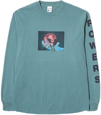 Powers WORLD DOMINATION L/S TEE