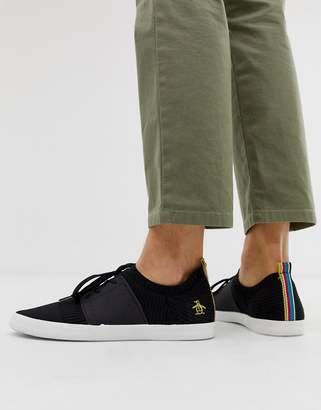 907d432a1720 Original Penguin Black Shoes For Men - ShopStyle UK
