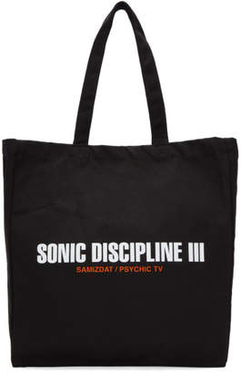 Yang Li Black Sonic Discipline III Tote