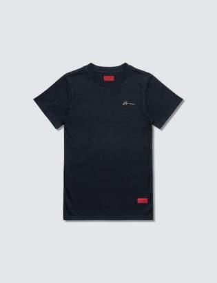 Karl Lagerfeld Haus Of Jr Script S/S T-Shirt