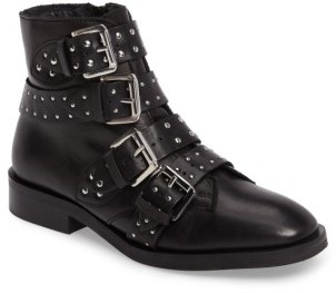 Topshop Women's Topshop Amy2 Studded Boot