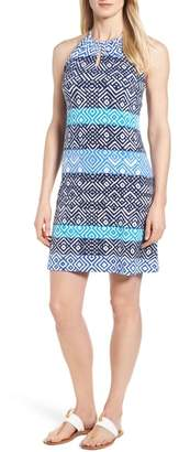 Tommy Bahama Mayan Maze Halter Dress