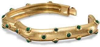 Tory Burch Studded Stone Square Bracelet