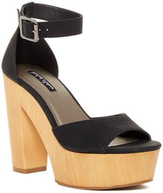 Michael Antonio Toy Peep Toe Heel $59 thestylecure.com