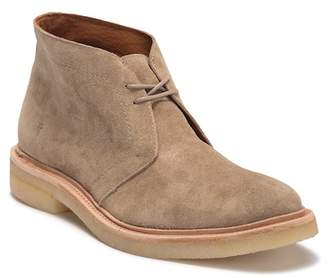 Frye Chris Crepe Suede Chukka Boot
