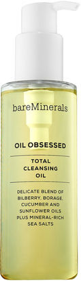 BARE ESCENTUALS bareMinerals OIL OBSESSED Total Cleansing Oil