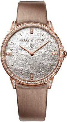 Harry Winston Women's Avenue Diamond Watch