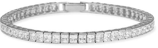 Nordstrom Square Cut Zirconia Bracelet