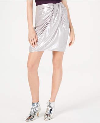 INC International Concepts I.n.c. Satin Sarong Skirt