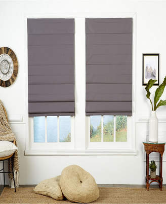 The Cordless Collection Insulating Cordless Roman Shade, 52x72