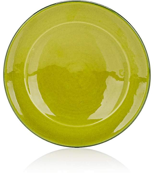 Atelier Bernex Glazed Ceramic Dessert Plate