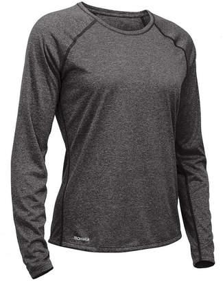 Eastern Mountain Sports Ems Women's Techwick Essence Performance Raglan-Sleeve T-shirt