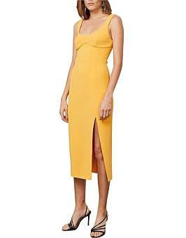 Bec & Bridge Elle Midi Dress