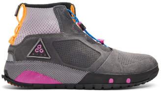 Nike ACG Grey ACG Ruckel Ridge Sneakers
