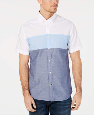Tommy Hilfiger Men Wainwright Triple Striped Shirt