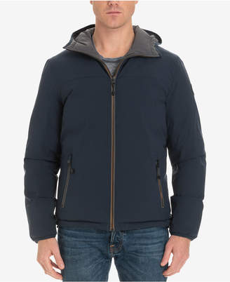 London Fog Men's Big & Tall Beekman Reversible Stretch Jacket