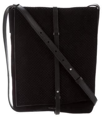Michael Kors Suede Crossbody Bag