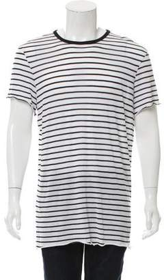 Amiri Striped Knit T-Shirt w/ Tags