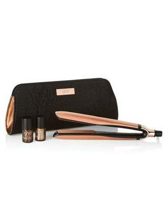 ghd Platinum® Copper Luxe Styler Gift Set $249 thestylecure.com