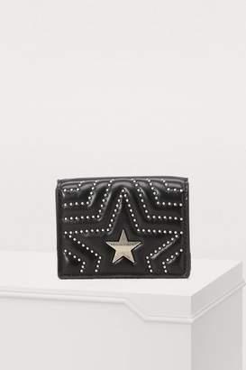 Stella McCartney Stella Star mini wallet