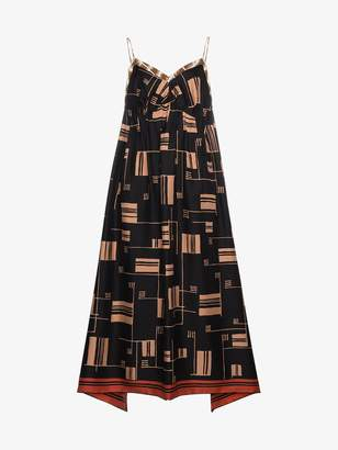 Dries Van Noten Silk Slip Dress