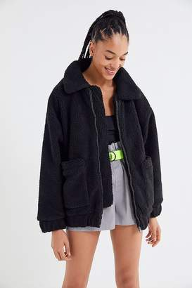 Urban Outfitters I.AM.GIA Exclusive Pixie Teddy Coat