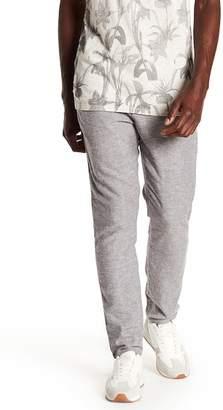 Blend of America Civil Society Linen Knit Slouch Slim Pants