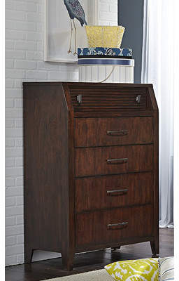 My Home Furnishings Cameron 5 Drawer Chest