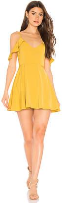 superdown Mandy Cami Fit & Flare Dress
