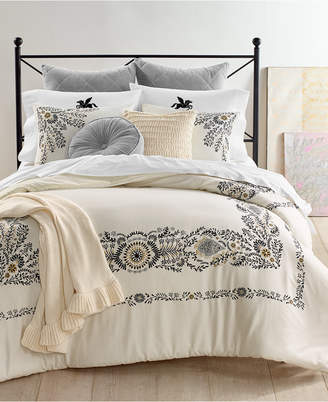 Martha Stewart Collection Paisley Bedding Collection, Created for Macy's