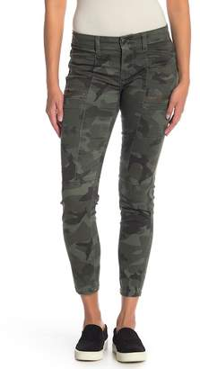 SUPPLIES BY UNION BAY Claire Camo Skinny Ankle Pants