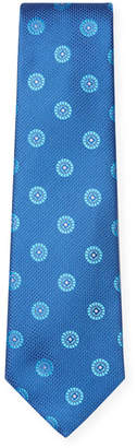 Canali Silk Embroidered Tie