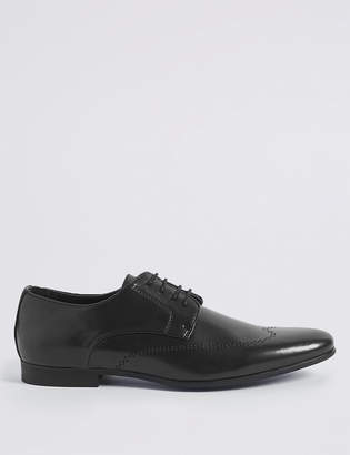 Limited Edition Lace-up Derby Shoes