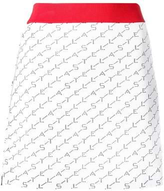 Stella McCartney A-line mini skirt