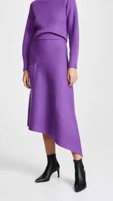 Tibi Origami Wrap Skirt