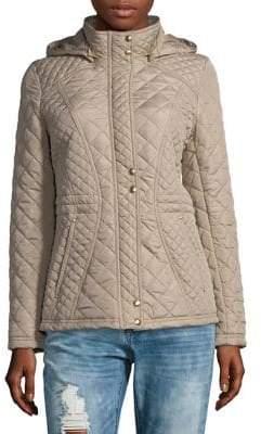 Weatherproof Hooded Quilt Tango Jacket