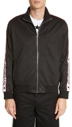 Men's Givenchy Track Jacket $1,550 thestylecure.com
